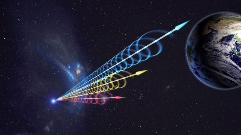 CfA Astronomers Propose a Cell Phone Search for Galactic Fast Radio Bursts